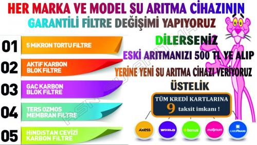 FİLTRE PİNG